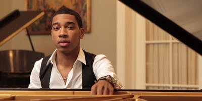 Live at Lucille's: Christian Sands Trio