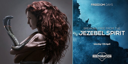 Breaking Free from the Jezebel Spirit