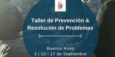 Taller de prevención y resolución de problemas #Baires