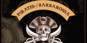 The Pirates of Barbarossa Halloween - Live DJs,...