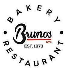Bruno's Bakery and Restaurant logo