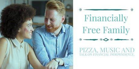 Financially Free Family tickets