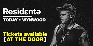 Residente Tour Wynwood/Miami Concert