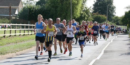 Alderton 5k Run 2019 - fast, flat & friendly - now in our 9th year