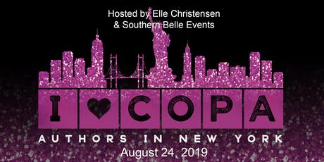 C.O.P.A. Authors in New York 2019 tickets