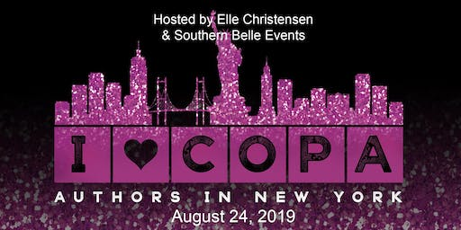 C.O.P.A. Authors in New York 2019