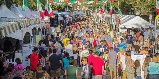 Feast Of Little Italy Presented By Arrigo Fiat West Palm