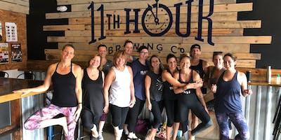 Yoga for Everyone Pittsburgh | Namaste Ros\u00e9 Yoga at 11th Hour Brewing