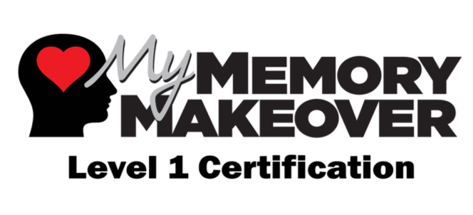 Memory Mentor 1 Certification Class