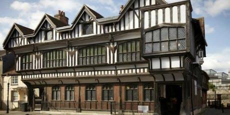 Tudor House Ghost Hunt tickets