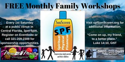 Empowering You to Climb Higher - Free Monthly Family Workshops