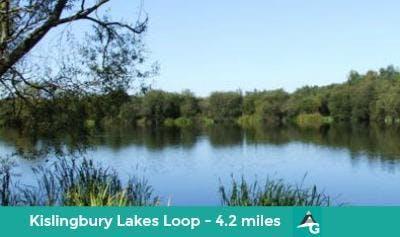 KISLINGBURY LOOP | NORTHANTS WALK | 4.2 MILES