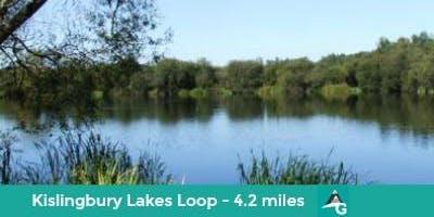 KISLINGBURY LOOP | NORTHANTS WALK | 4.2 MILES (6.75 KM) | EASY ROUTE