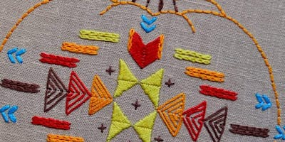 Autumn Embroidery Workshop