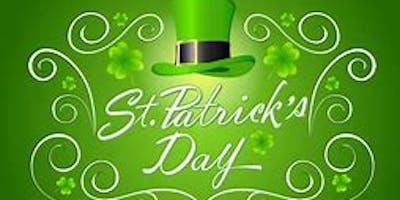 "2019 ST. PATRICK'S DAY BUS ""LUCK OF THE IRISH"" TRIP ATL TO SAVANNAH"