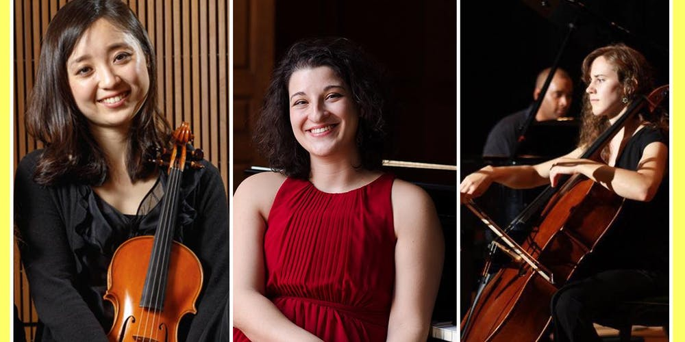 """""""Bach To The Future"""" Concert Series: Margarita Rovenskaya Piano/String Trio at St. John's in the Village"""