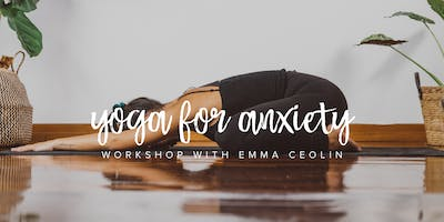 Yoga for Anxiety Workshop Cairns