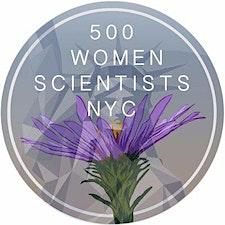 500 Women Scientists | NYC Pod logo