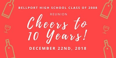 BHS Class of 2008 10 Year Reunion: TICKET SALES PAGE ONLY