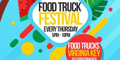Food Trucks Fest Virginia Key