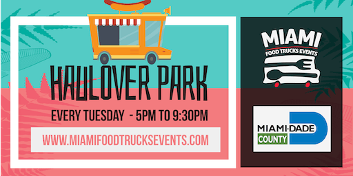 Food Trucks Tuesdays Fest Haulover Park
