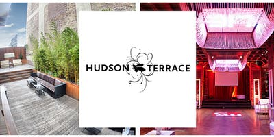 #1 ROOFTOP PARTY - Hudson Terrace