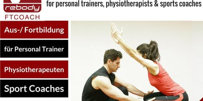 rebody FTCoach - Functional Training Aus-/Fortbildung für Personal Trainer, Physiothrapeuten & Sport Coaches