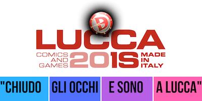 LuccaComics 2018: Dominio