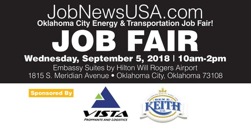 JobNewsUSA.com Oklahoma City Job Fair Tickets, Wed, Sep 5, 2018 at ...