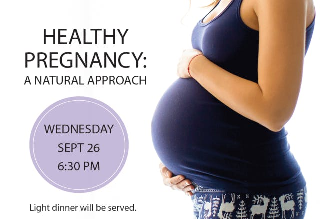 Healthy Pregnancy: A Natural Approach
