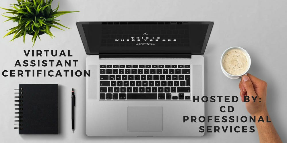 Virtual Assistant Certification Virtual Training Tickets Sat Sep