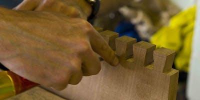 Woodworking & Joinery Skills  - 12 Weeks