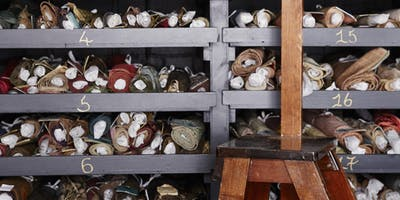 Gainsborough Silk Weaving: a behind the scenes tour