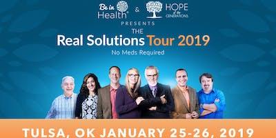 Real Solutions Tour- January 2019-Tulsa, OK