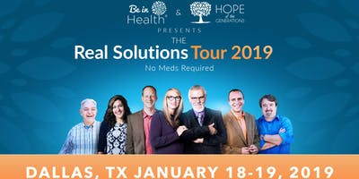 Real Solutions Tour-January 2019- Dallas, TX