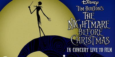 Tim Burton: A Nightmare Before Christmas in Concert at NJPAC