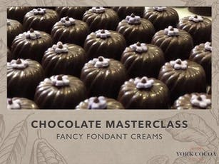 Fancy Fondant Creams - Masterclass tickets