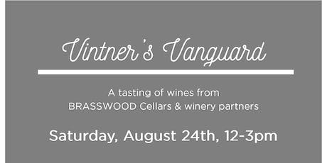 Vintner's Vanguard 2019 tickets