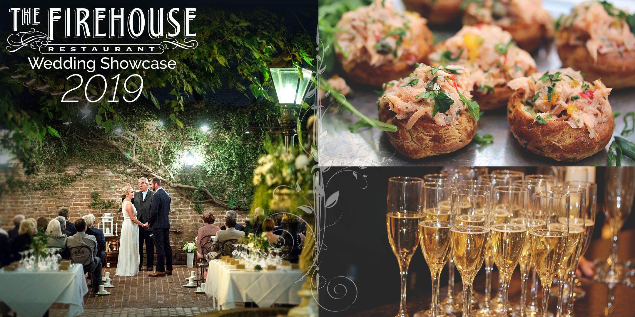 The Firehouse Wedding Showcase 2019