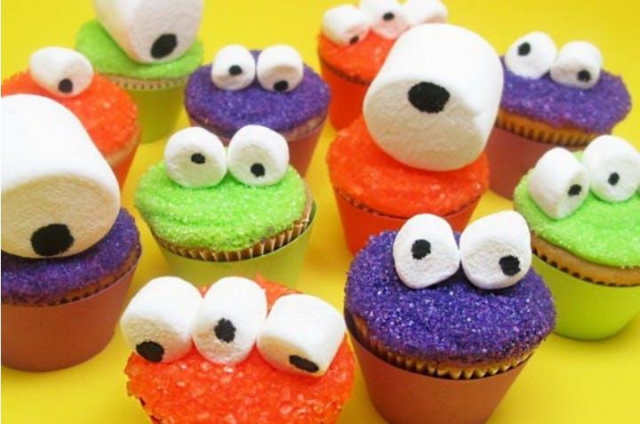 halloween cupcake decorating wars for kids