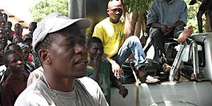 Talk with Feliciano dos Santos, Mozambiquan...
