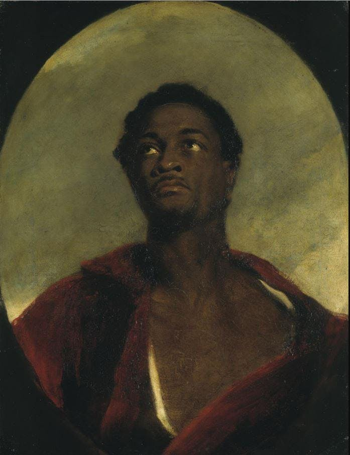 Image of the Black in Tate Britain