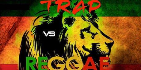 """TRAP VS REGGAE"" LABOR DAY ROOFTOP AFFAIR tickets"