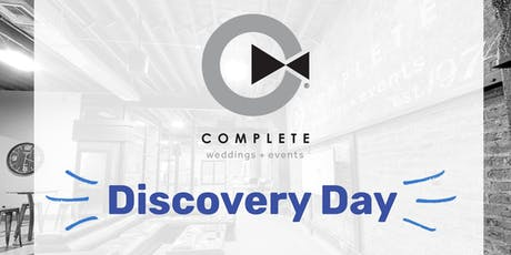 Discovery Day | Complete Weddings + Events tickets