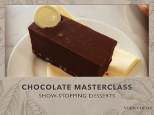 Show Stopping Desserts - Masterclass tickets