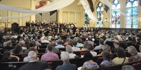 Brahms GERMAN REQUIEM - Summer Singers of Atlanta & Orchestra tickets