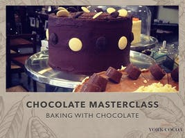 Glamourous Chocolate Cakes - Masterclass