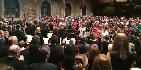 Handel: ISRAEL IN EGYPT - Summer Singers of Kansas City tickets