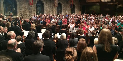 Handel: ISRAEL IN EGYPT - Summer Singers of Kansas City & Chamber Orchestra