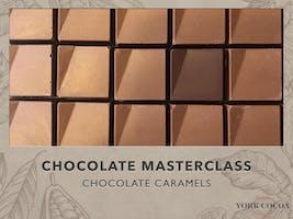 Chocolate Caramels - Masterclass